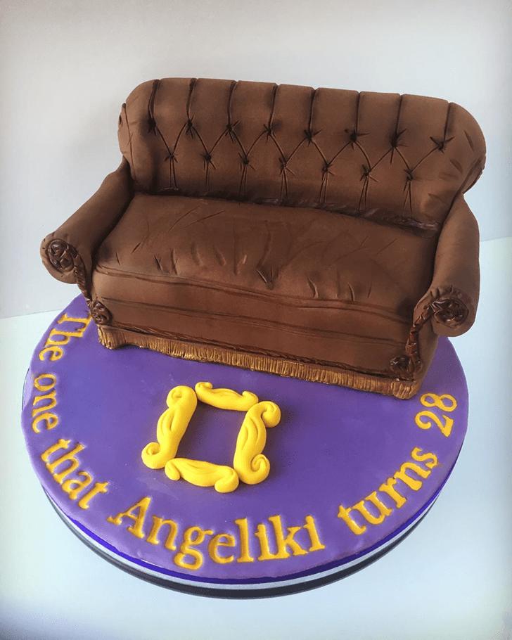 Good Looking Friends Cake