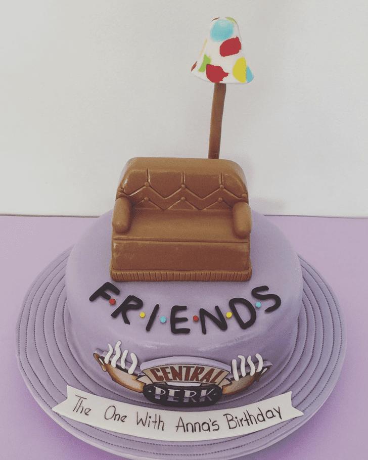 Grand Friends Cake