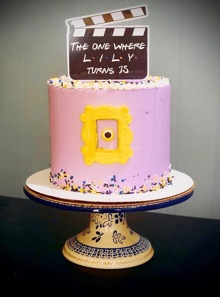 Ideal Friends Cake