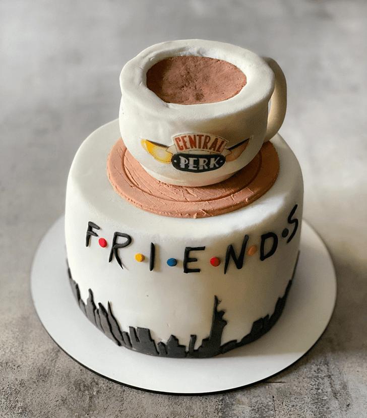 Pleasing Friends Cake