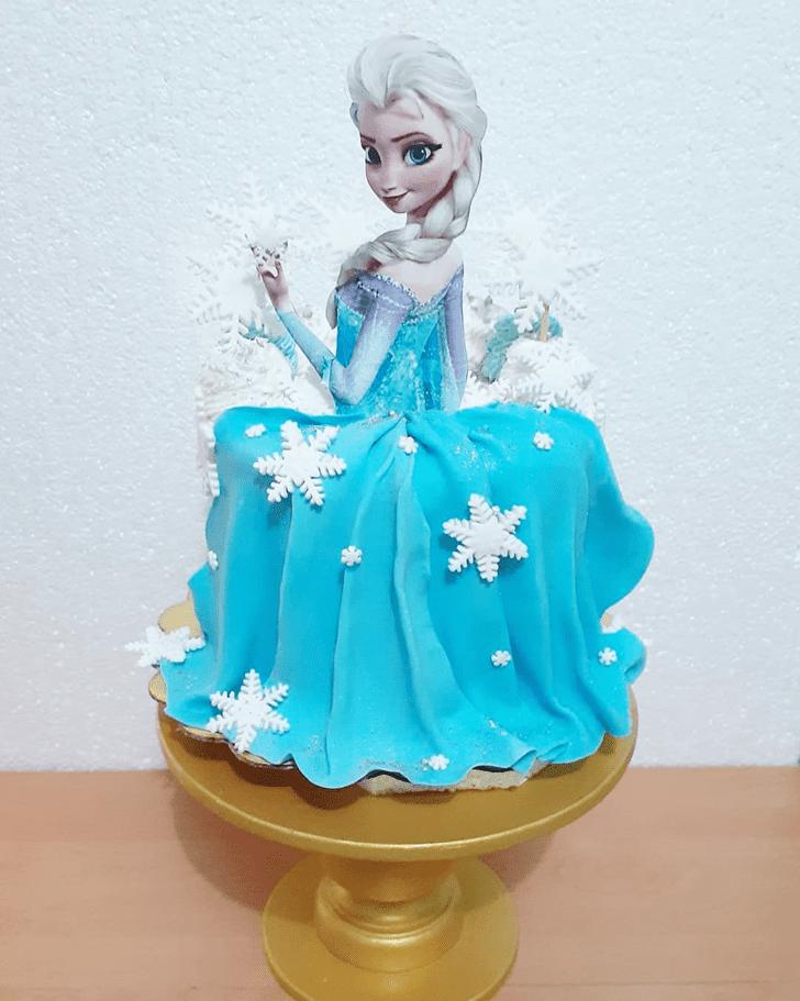 Ideal Disneys Frozen Cake