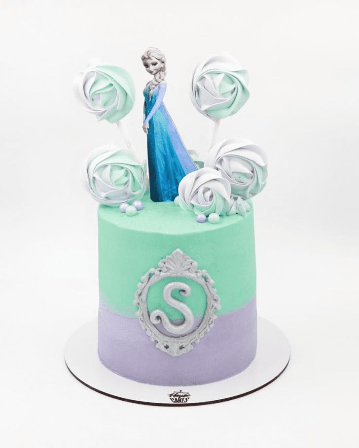 Splendid Disneys Frozen Cake