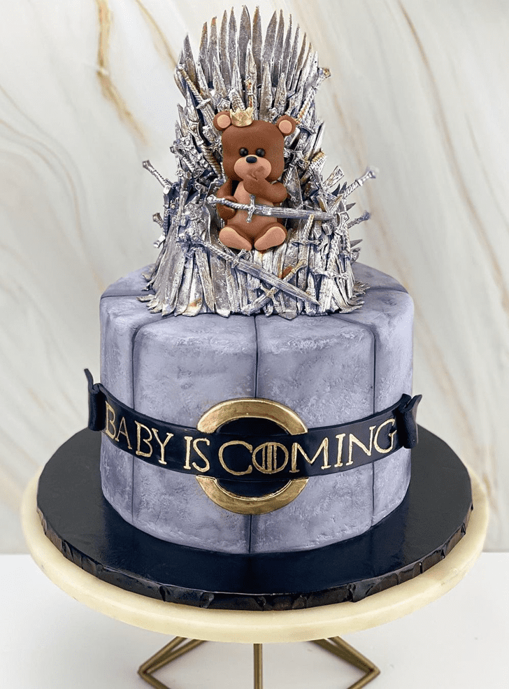 Adorable Game of Thrones Cake