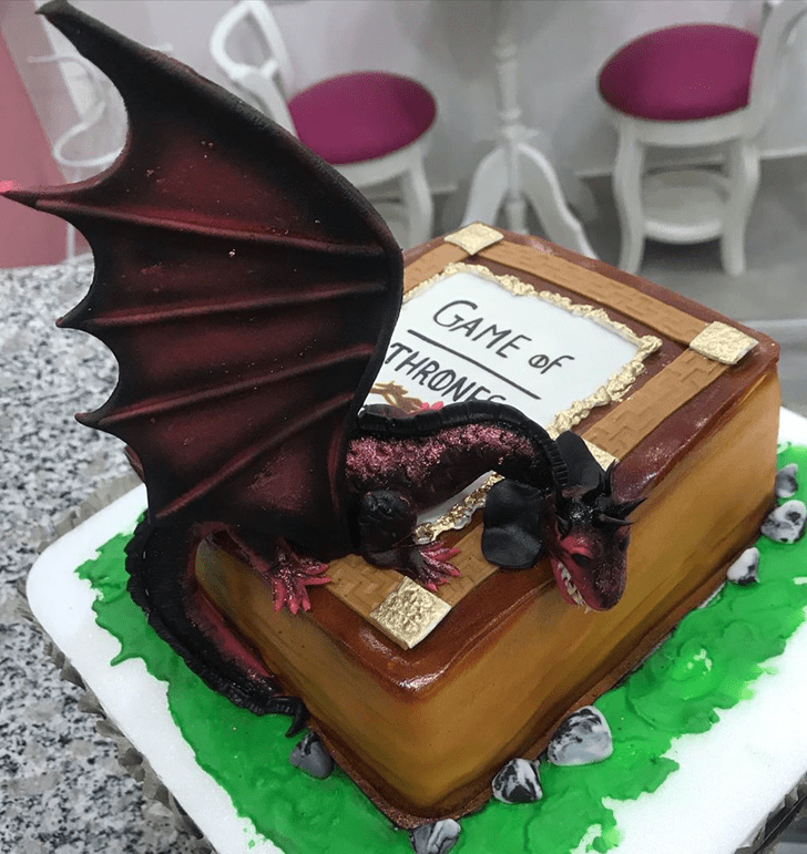 Game of Thronesful Game of Thrones Cake Design