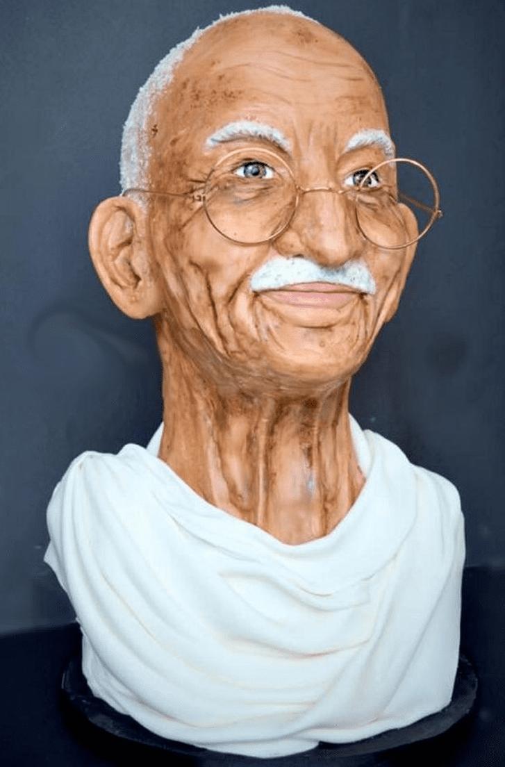 Alluring GandhiCake