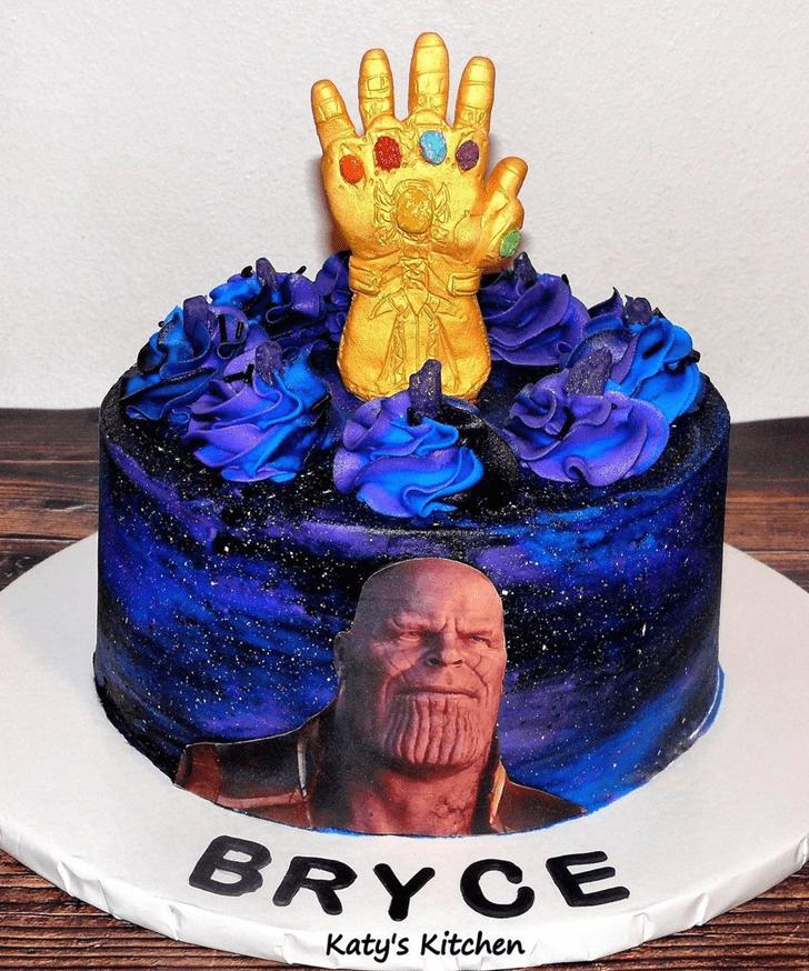 Bewitching Gauntlet Cake
