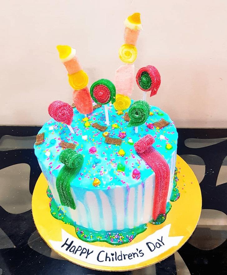 Appealing Gel Cake
