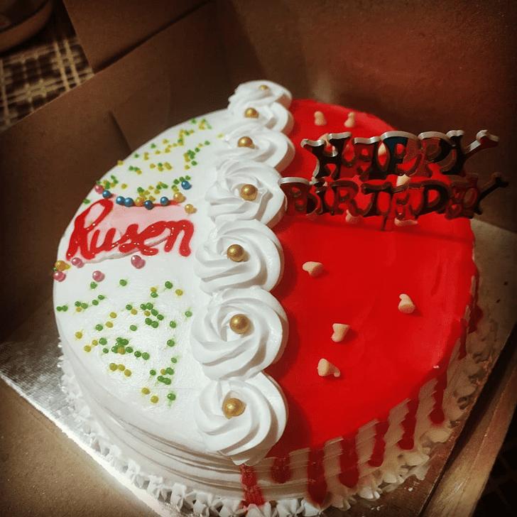 Classy Gel Cake