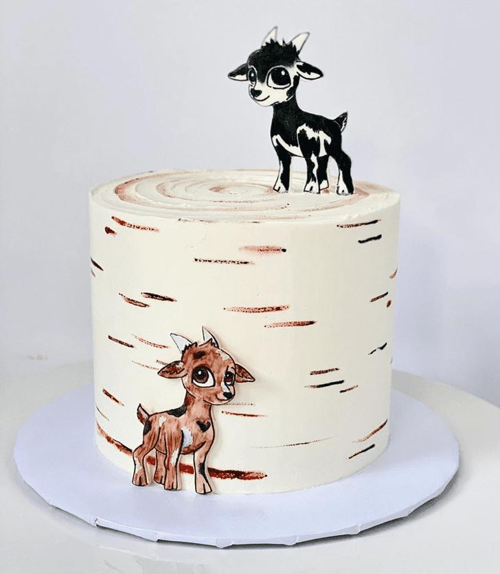 Fine Goat Cake