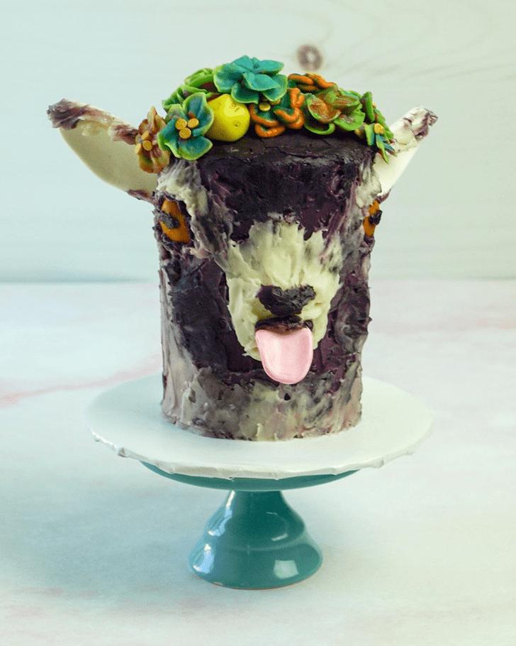 Ideal Goat Cake