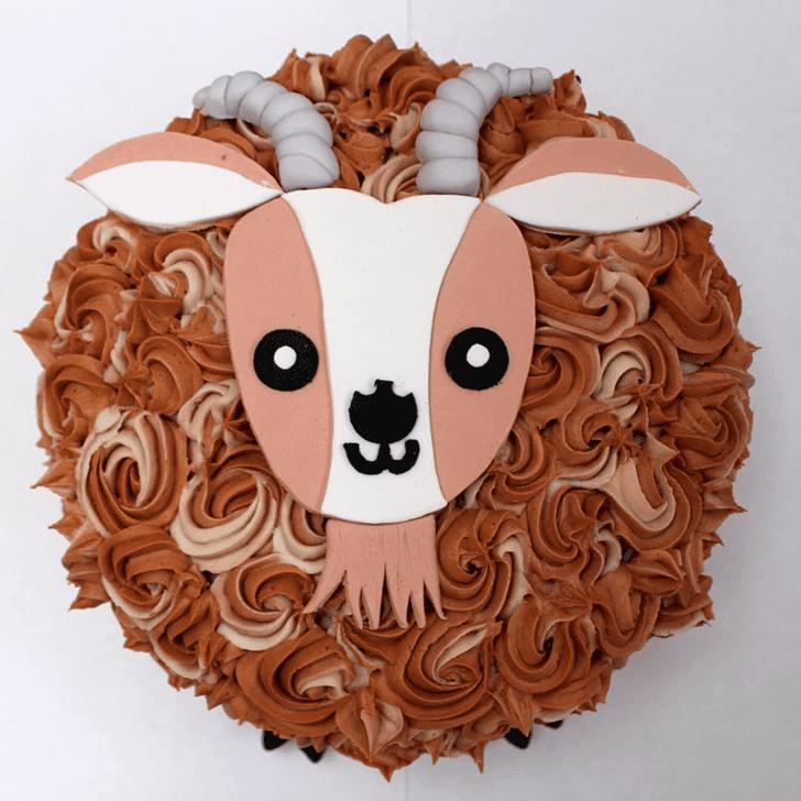 Nice Goat Cake