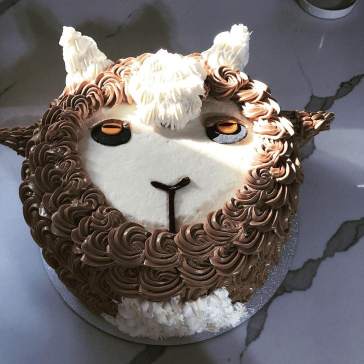 Superb Goat Cake