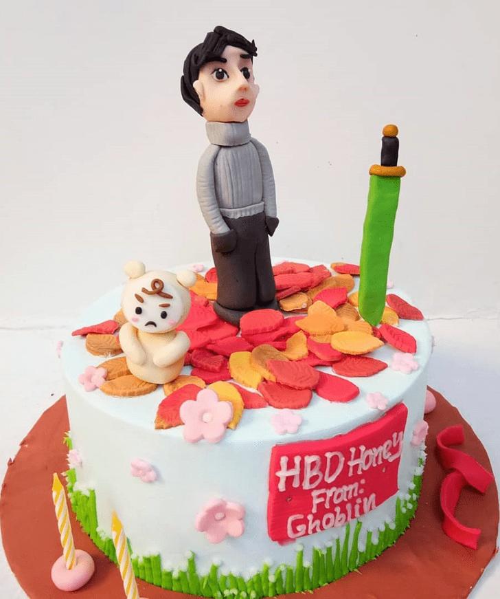 AnGoblinic Goblin Cake