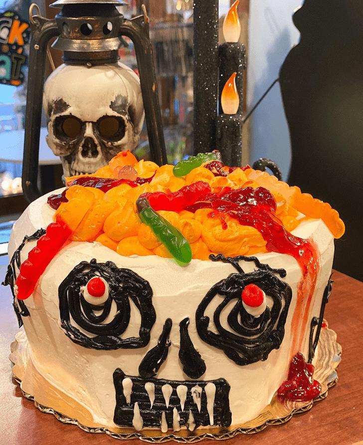 Captivating Goblin Cake