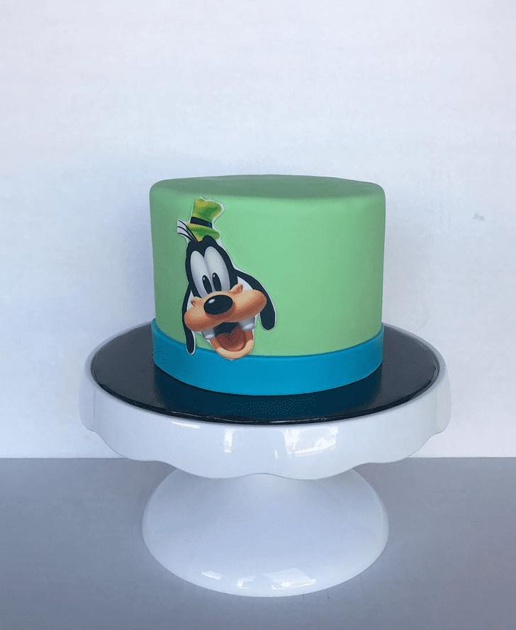 Cute Goofy Cake