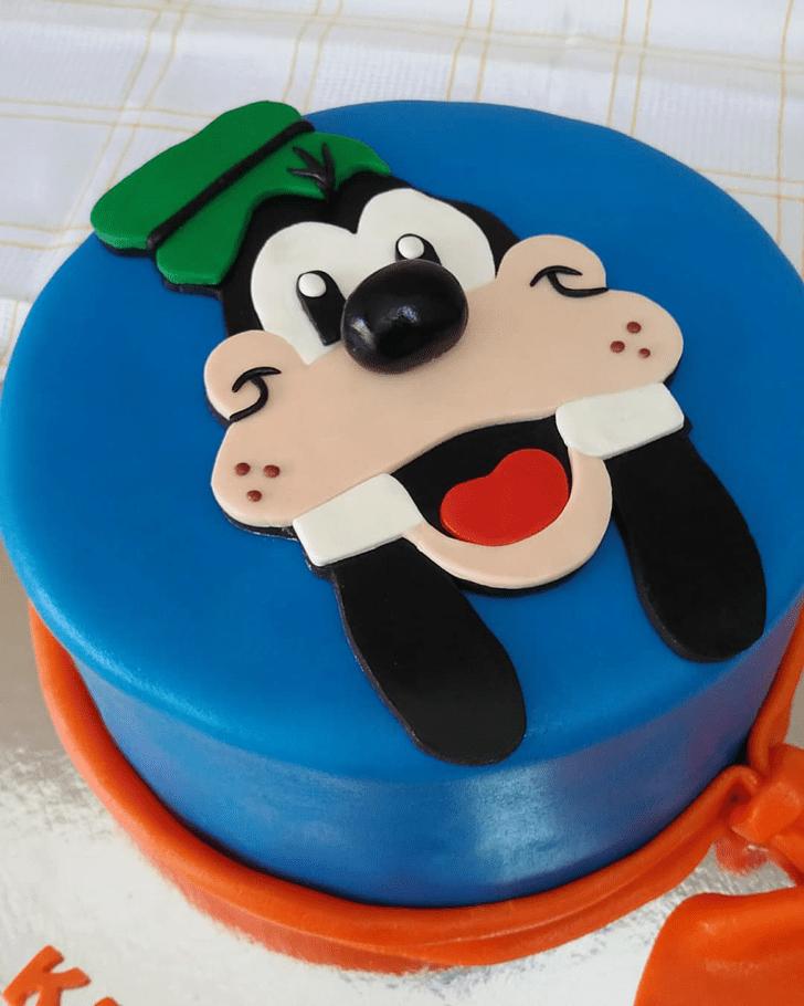 Delightful Goofy Cake