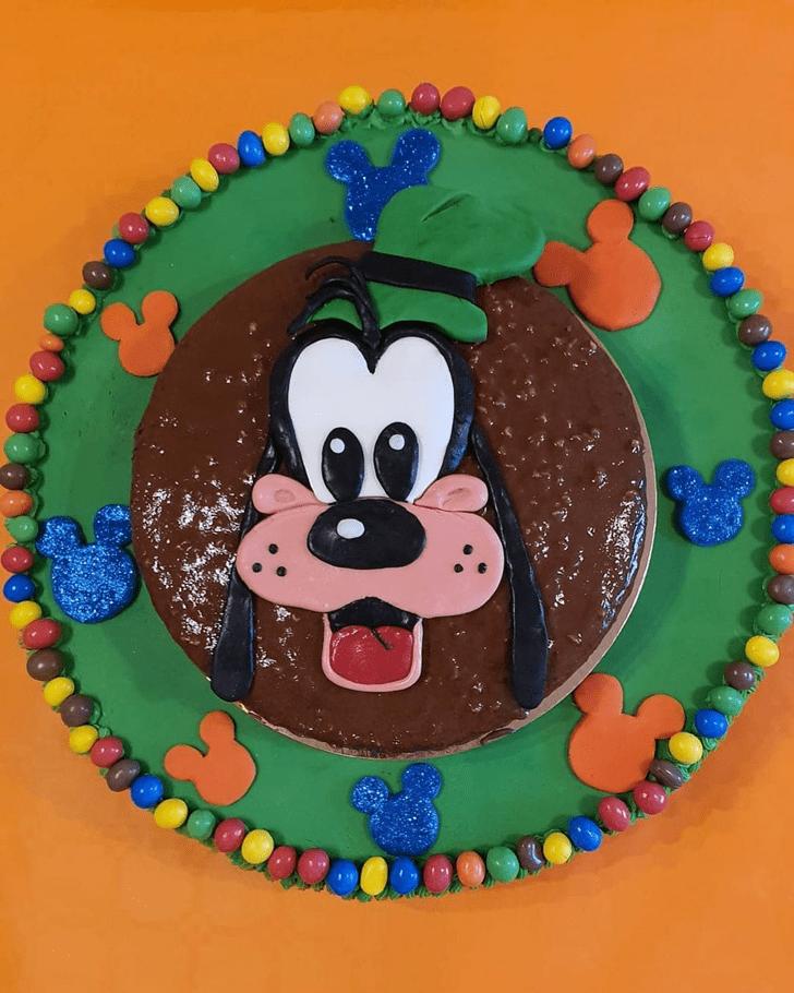 Excellent Goofy Cake