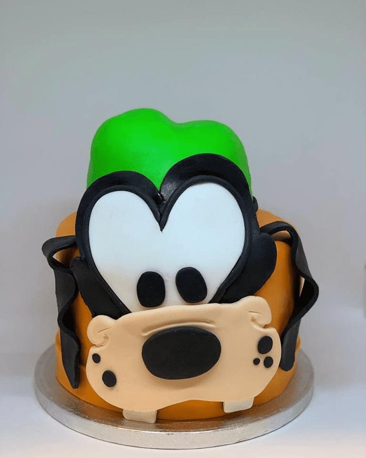 Fair Goofy Cake