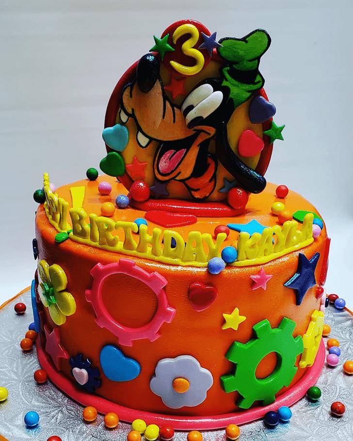 Grand Goofy Cake