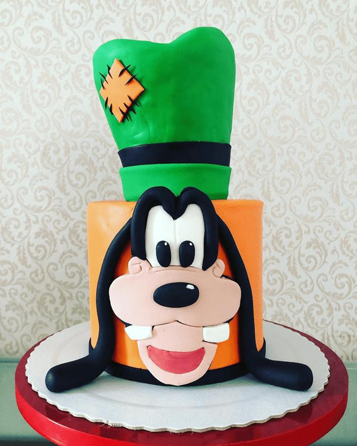 Magnificent Goofy Cake