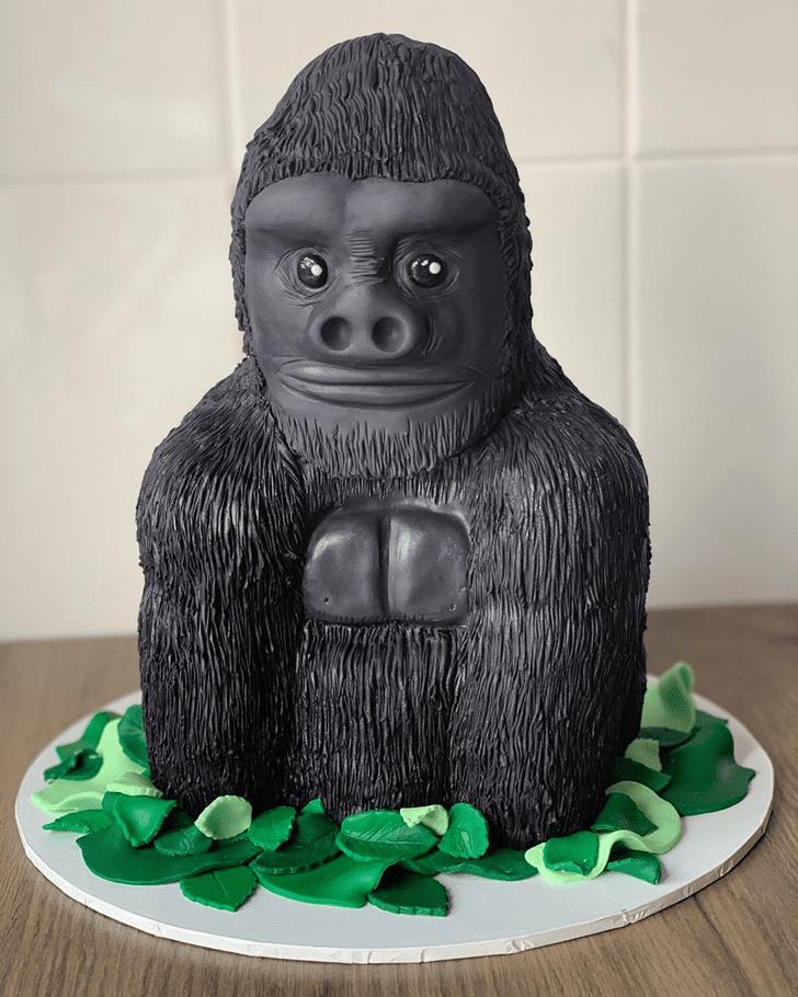 Alluring Gorilla Cake
