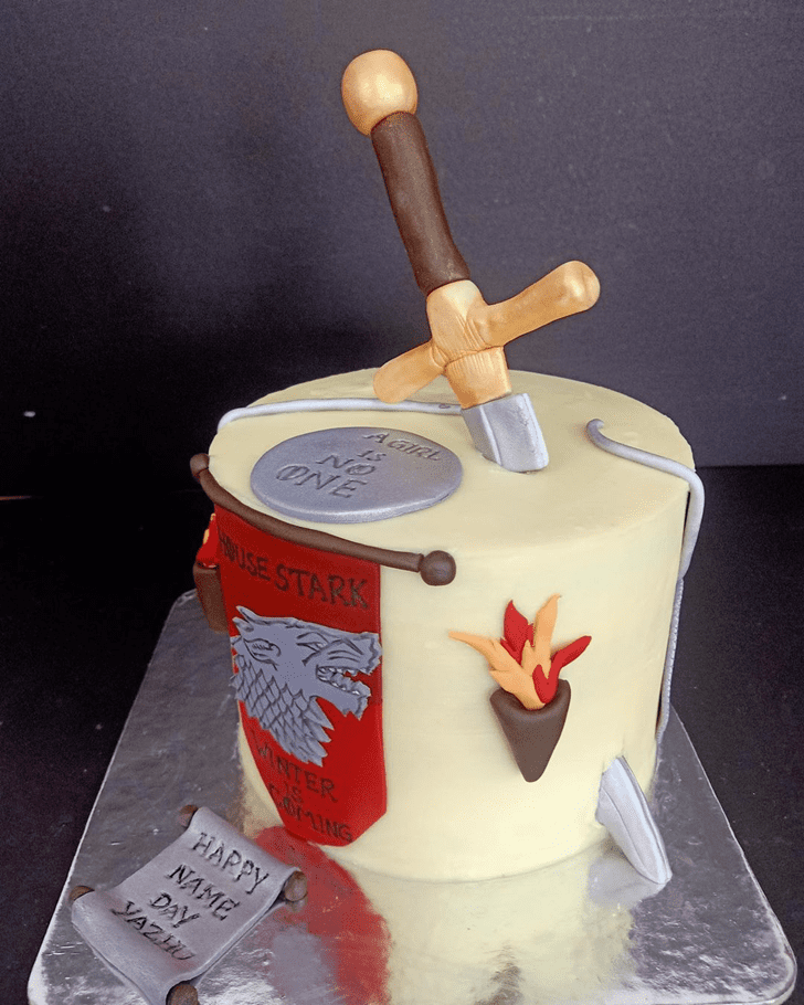 Appealing Got Cake