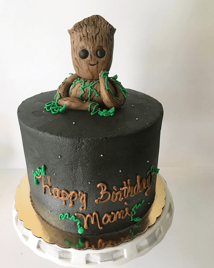 Excellent Groot Cake