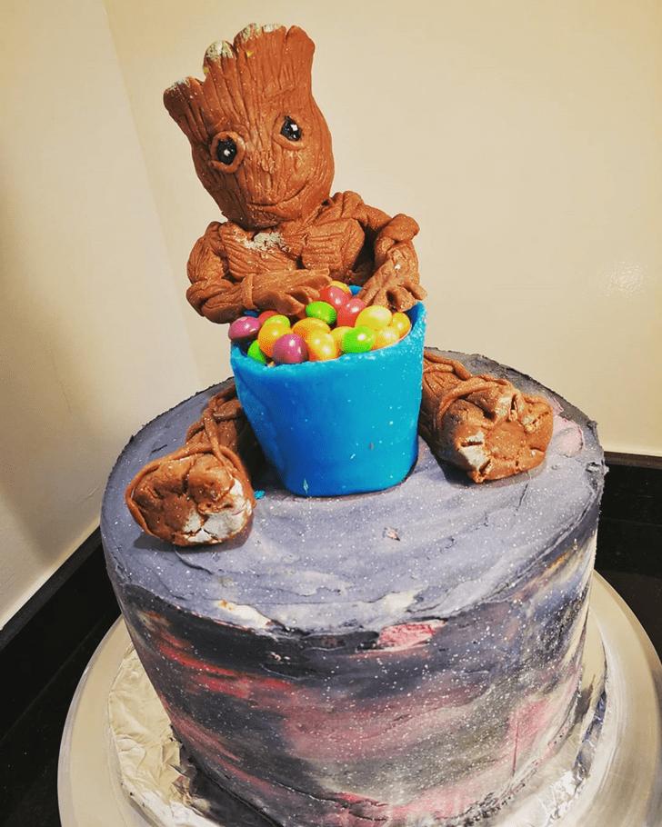 Gorgeous Groot Cake