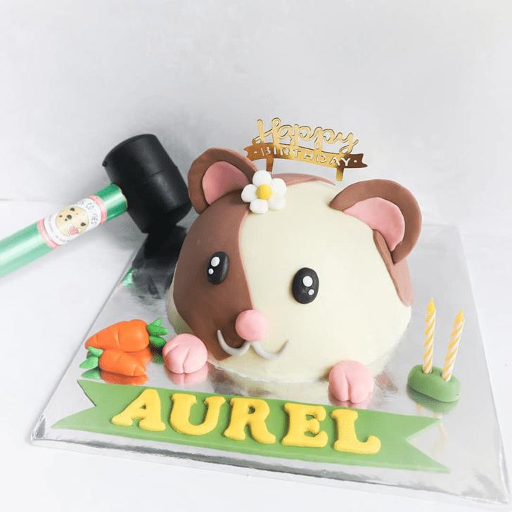 Fine Hamster Cake
