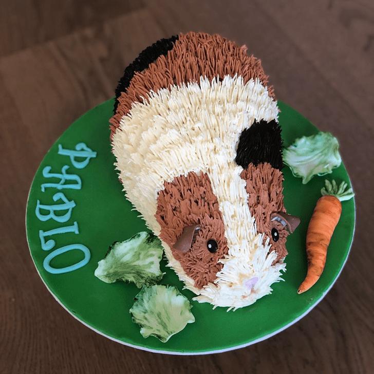 Ideal Hamster Cake