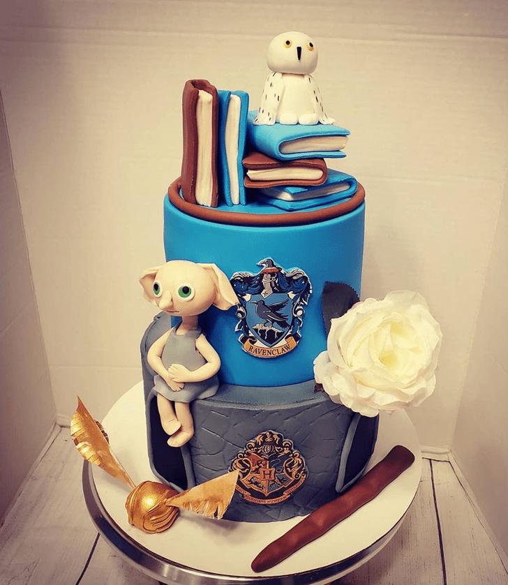 Grand Harry Potter Cake