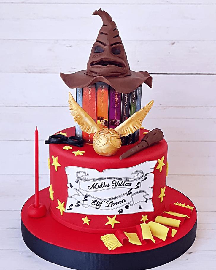 Superb Harry Potter Cake