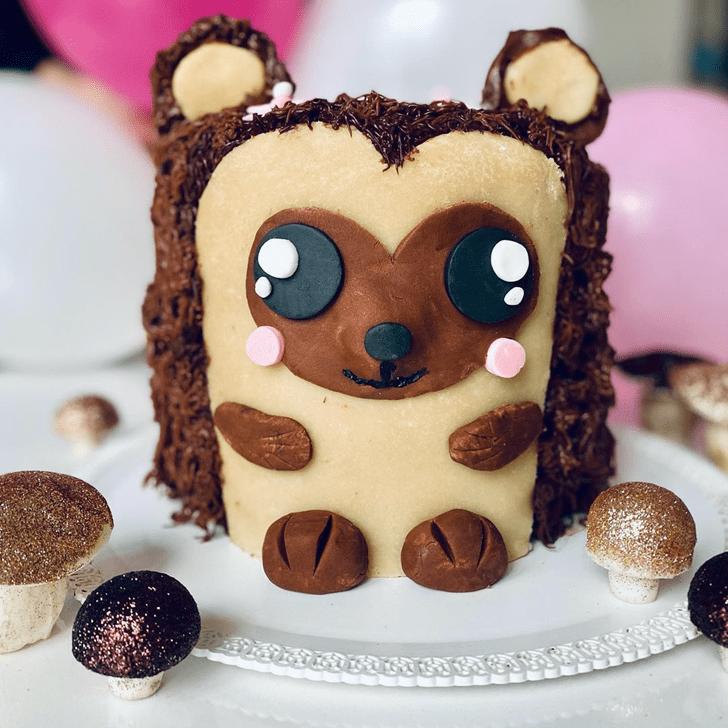 Grand Hedgehog Cake