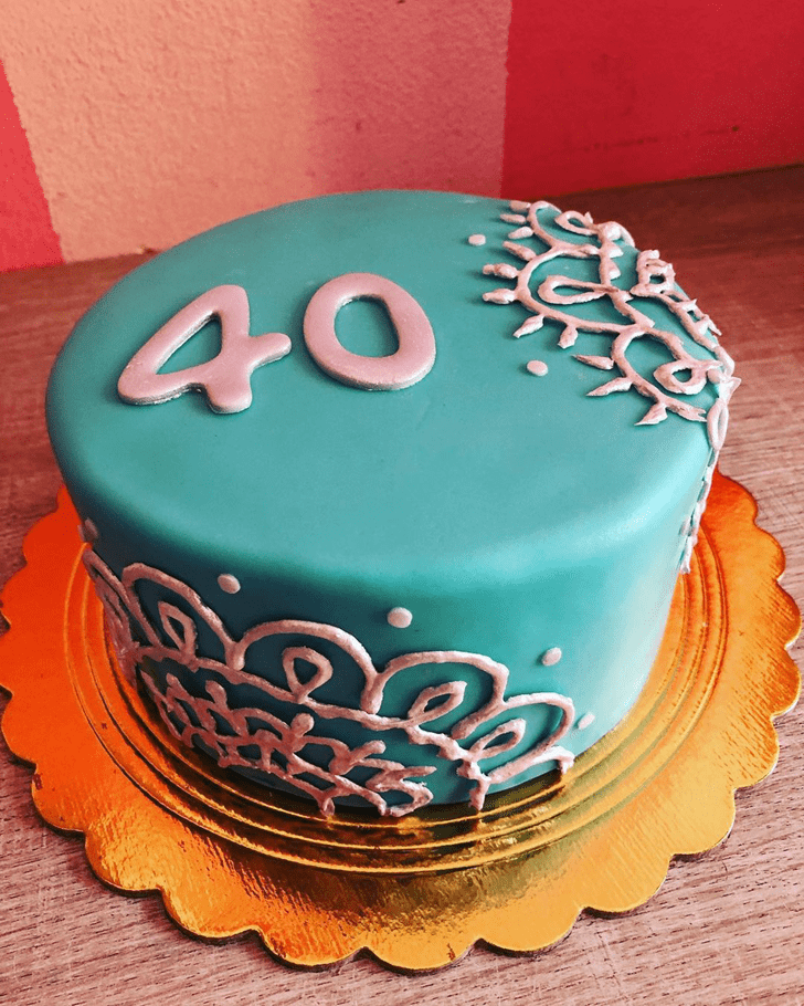 Comely Henna Cake