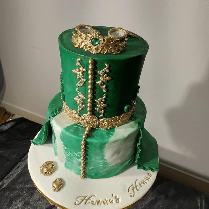 Magnetic Henna Cake
