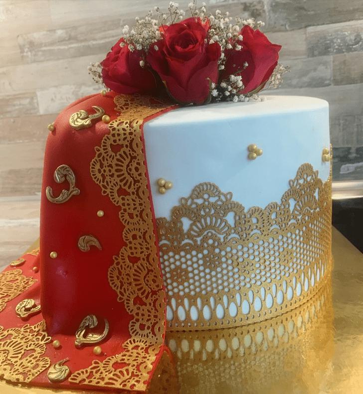 Refined Henna Cake