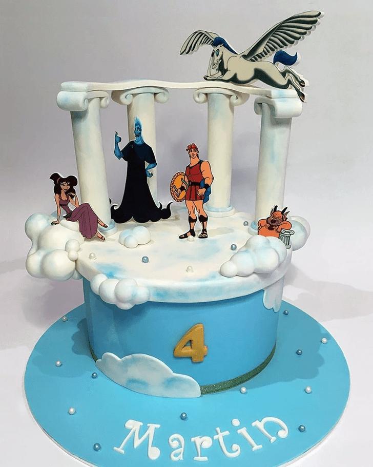 Fine Hercules Cake