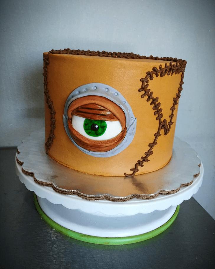 Bewitching Hocus Pocus Cake