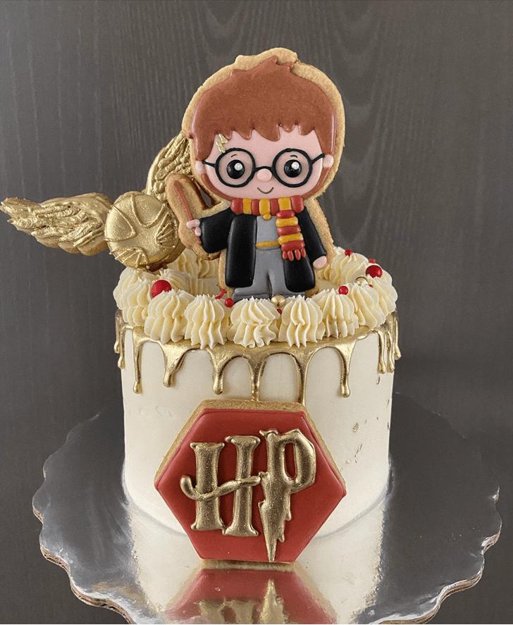 Splendid Hogwarts Cake