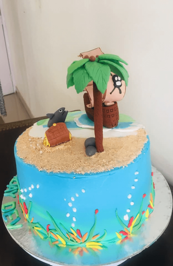 Enthralling Homemade Happiness Cake