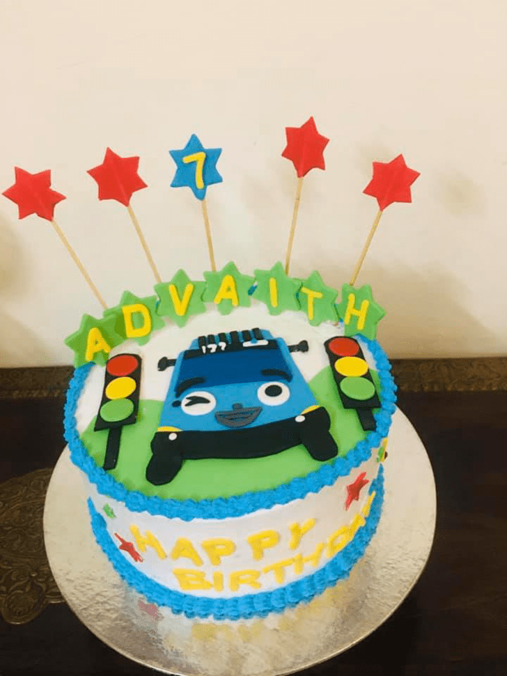 Excellent Homemade Happiness Cake