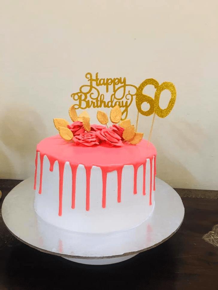 Exquisite Homemade Happiness Cake