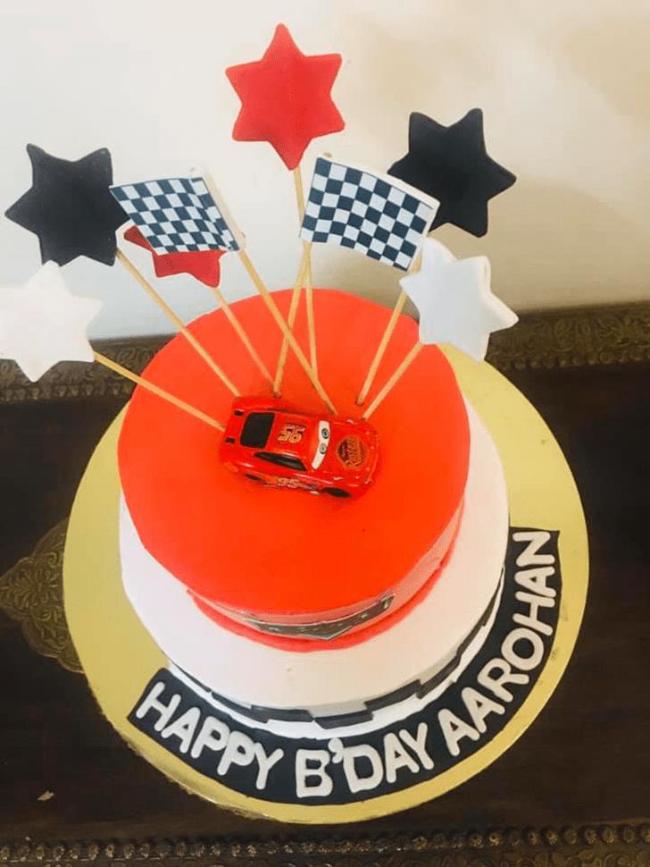 Fair Homemade Happiness Cake
