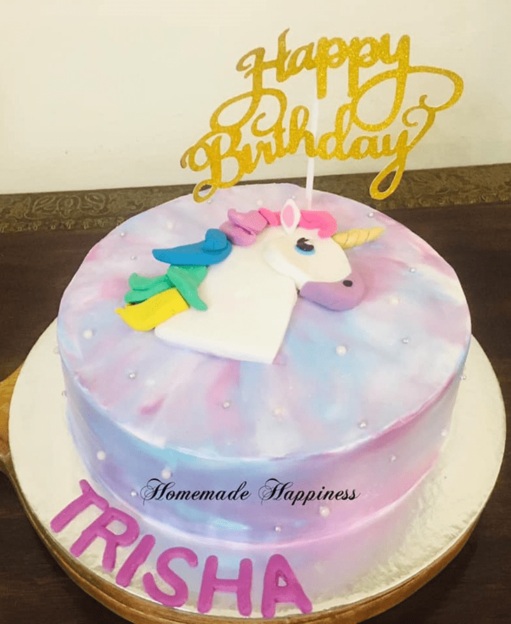 Fine Homemade Happiness Cake