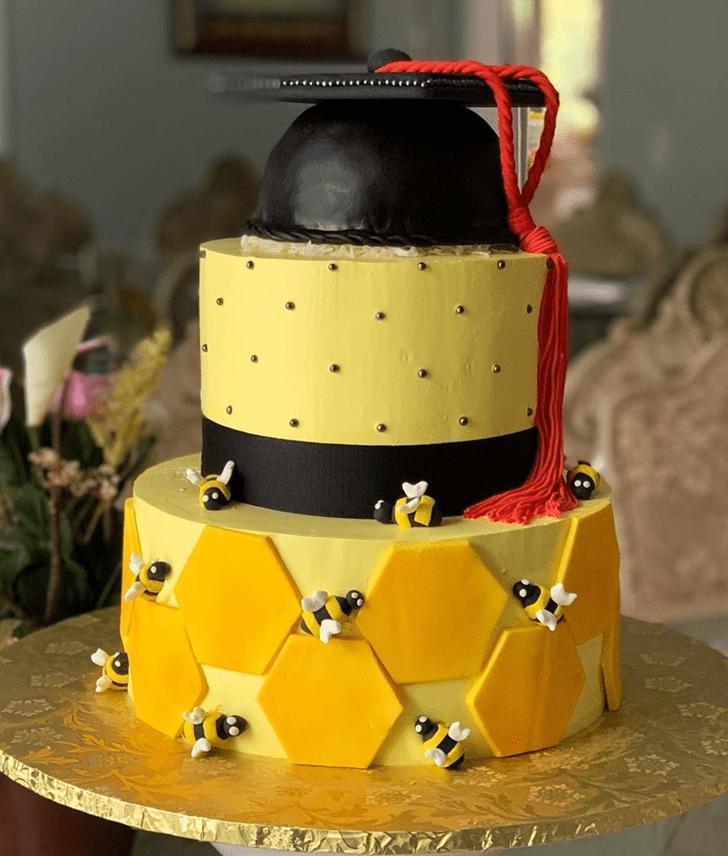 Angelic Hornet Cake