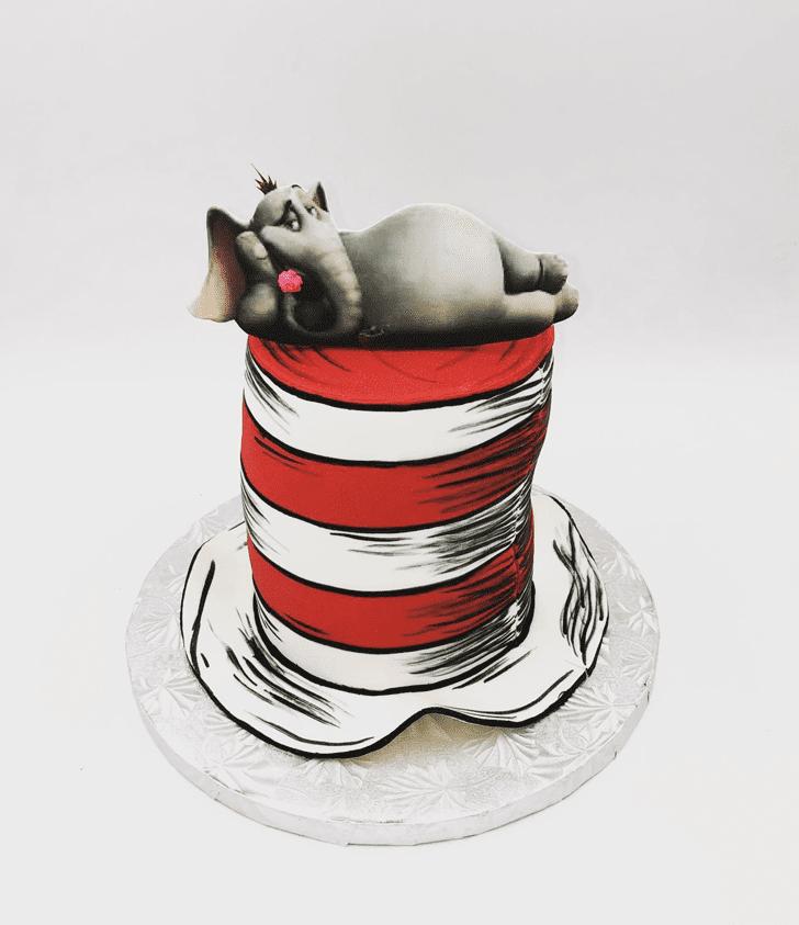 Excellent Horton Hears a Who Cake