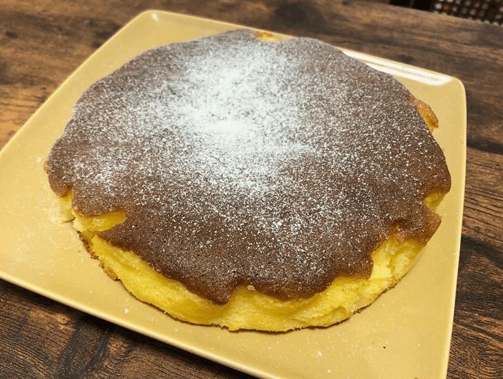 Appealing Hot Cake