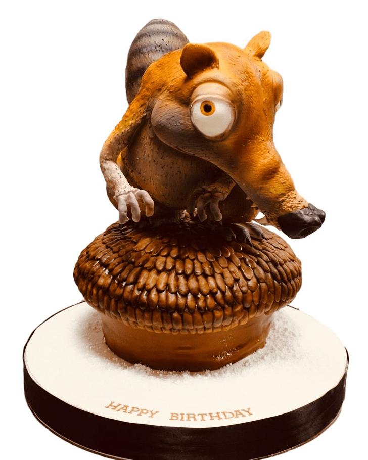 Grand Ice Age Cake
