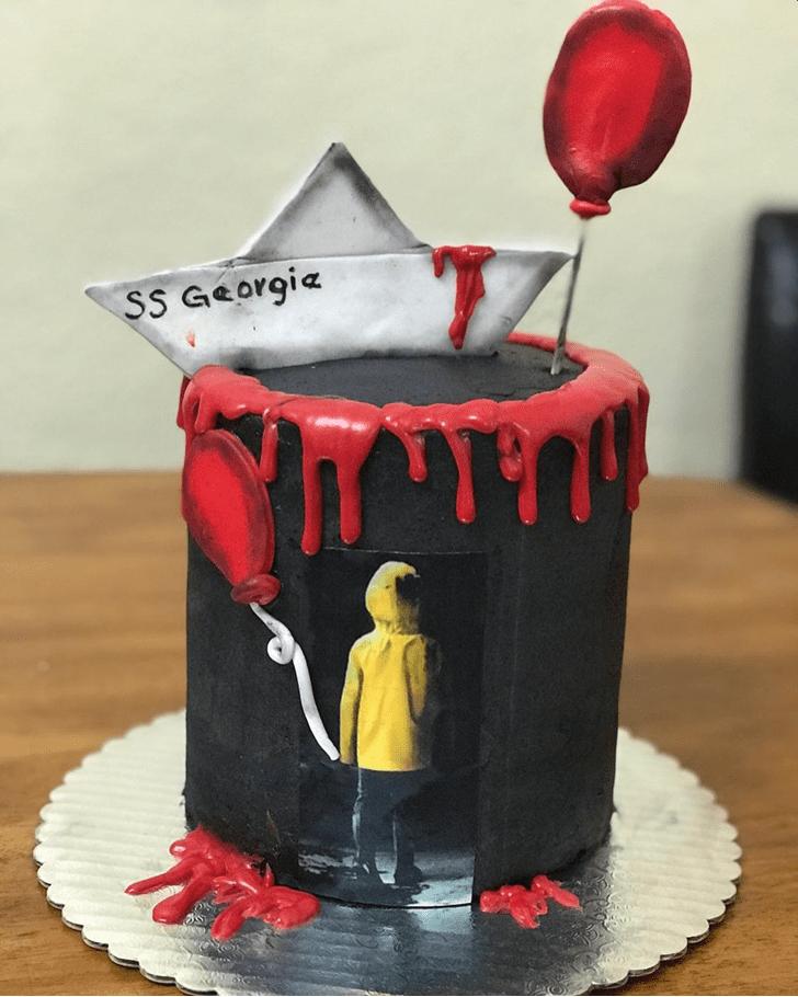 Alluring IT Cake