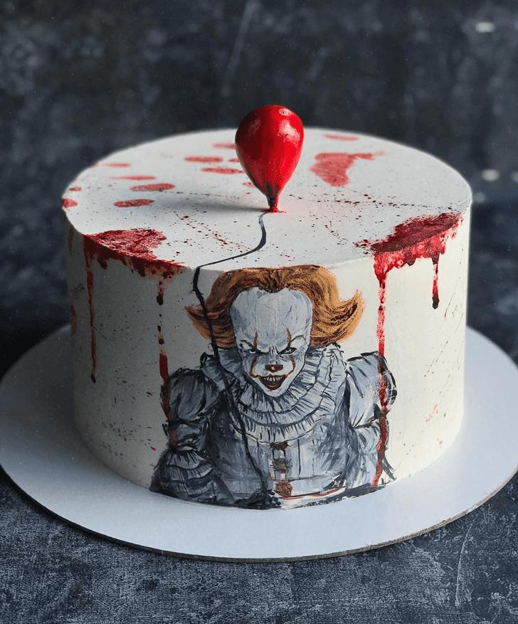 Angelic IT Cake